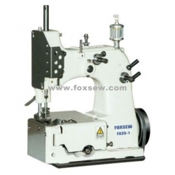 Double-Thread Container Bag Making Machine