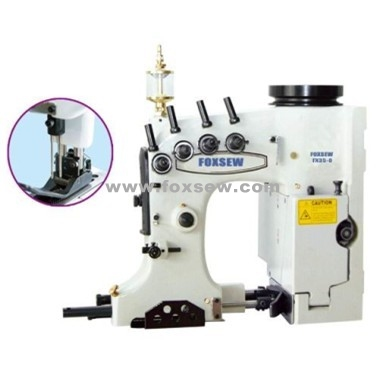 Double-Needle Four-Thread Bag Closing Sewing Machine