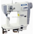 Single Needle Thick Thread Full Automatic Post Bed Lockstitch Sewing Machine