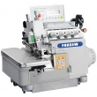 Fully Automatic Top and Bottom Feed Overlock Sewing Machine