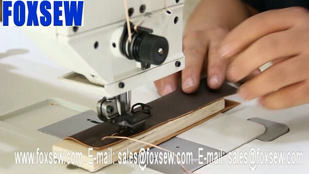 Extra Heavy Duty Walking Foot Sewing Machine for Leather Upholstery and Sling Webbings